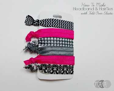 FOE Headbands & Hair Ties