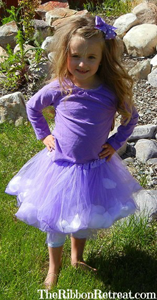 Fairytale Tutu Makeover