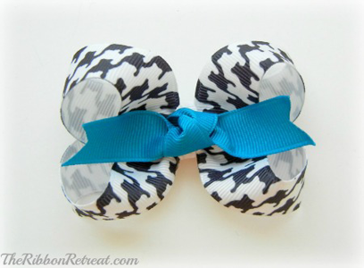 Twisted Boutique Bow - No Tails