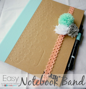 Easy Notebook Band