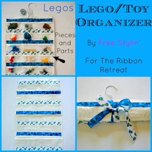 Lego and Toy Organizer