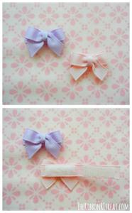 Newborn Velcro Clip