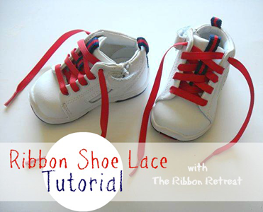 Ribbon Shoe Laces