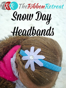 Snow Day Headbands