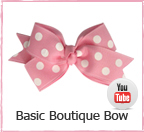 Basic Boutique Bow