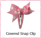 Covered Snap Clip