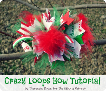 Crazy Loops Bow Tutorial