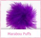 Marabou Puffs