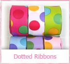 Dotted Ribbons