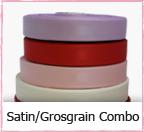 Satin/Grosgrain Combo