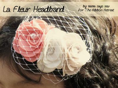 La Fleur Headband