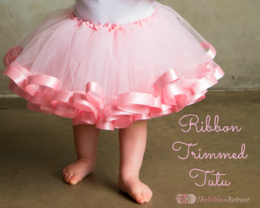 Ribbon Trimmed Tutu