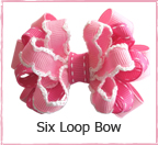 Six Loop Bow