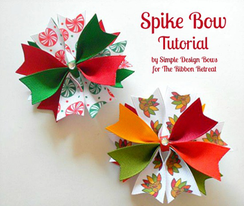 Spike Bow Tutorial
