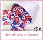 4th of July Ribbons