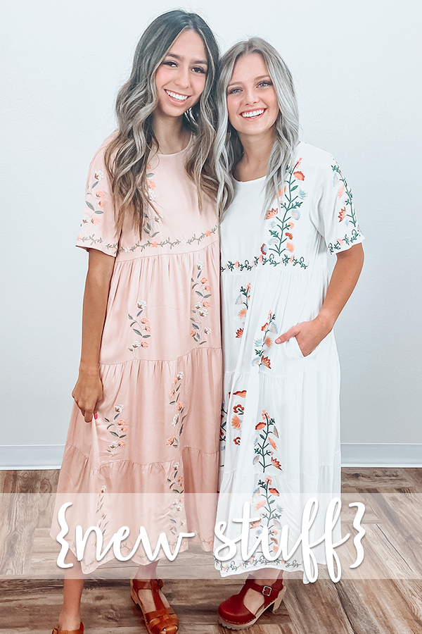 Amber & Ivory New Dresses, Tops, Skirts and Jeans