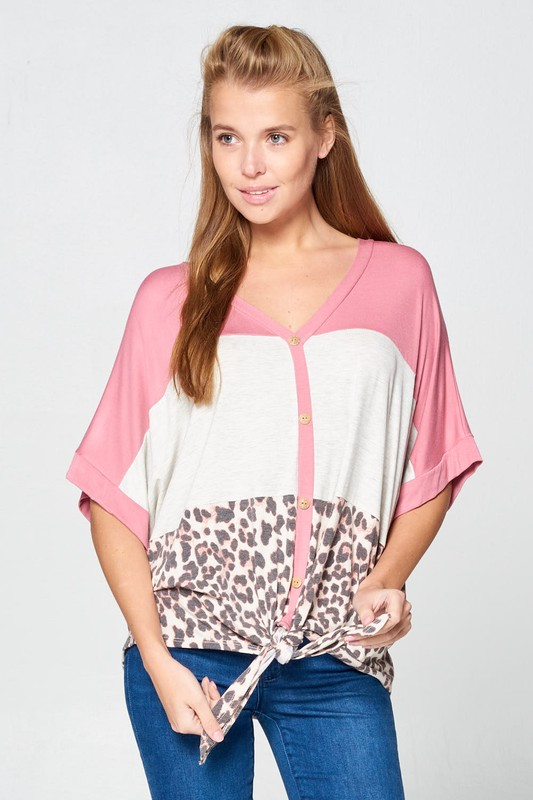 Amber & Ivory Half and 3/4 Sleeve Tops